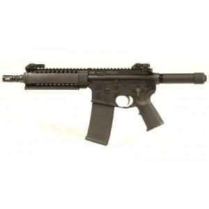 "LWRC PSD .223 Remington/5.56 NATO 30+1 8"" AR Pistol in Black - PSDPR5B8"
