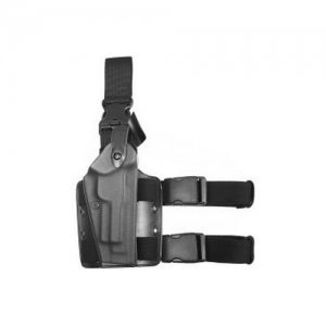 6005 Tactical Gera System Holster With Leg Release Finish: STX Tactical Gun Fit: Beretta 90 Two (No rail cover) (4.8  bbl) Hand: Right - 6005-73-121