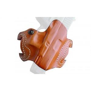 Desantis Gunhide 86 Mini Slide Right-Hand Belt Holster for Glock 20, 21 in Tan - 086TAE8Z0