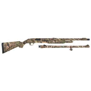 "Mossberg 500 Thug n Slug .12 Gauge (3"") 5-Round Pump Action Shotgun with 24"" Barrel - 52366"