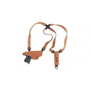 Galco International Classic Lite Right-Hand Shoulder Holster for Ruger LC9 in Natural - CL636