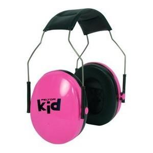 Peltor 3M Junior Shooting Earmuff Hearing Protection Metal Pink Finish 97022
