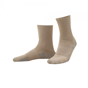 SOCKS, TAN TACTICAL PERFORMANCE 6 , M