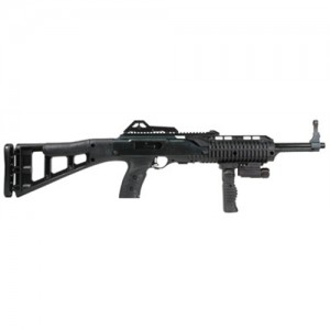 "Hi-Point Carbine 9mm 10-Round 16.5"" Semi-Automatic Rifle in Matte Black - 995FGFLTS"