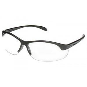 Howard Leight Hl2000 Youth Safety Glasses, Black Frame, Clear Lens R-01638