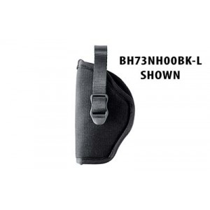 Blackhawk Hip Left-Hand Belt Holster for Glock 26, 27, 33 in Black - 73NH06BK-L