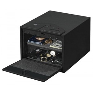 Stackon Biometric Quick Access Gun Safe Black QAS1200B
