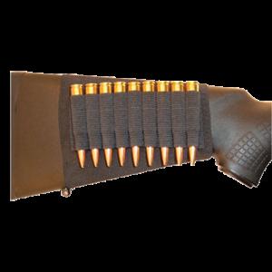 Grovtec US Inc GTAC81 Buttstock Shell/Cartridge Holder Universal