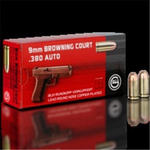 Ruag Ammotec Usa Inc .380 ACP Full Metal Jacket, 95 Grain (1000 Rounds) - 270540050CS