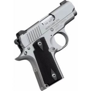 "Kimber Micro .380 ACP 6+1 2.75"" 1911 in Satin Stainless - 3300103"