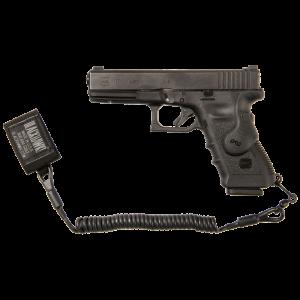 Blackhawk 90TPL2BK Pistol Lanyard Tactical