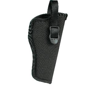 "Safariland 6377 ALS Right-Hand Belt Holster for Beretta 92D in STX Plain Black (4.9"") - 73NH3BKL"