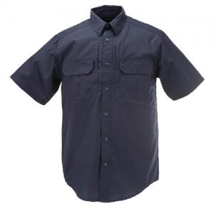 5.11 Tactical Pro Men's Uniform Shirt in Dark Navy - Large