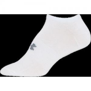 UA Women's HeatGear SOLO Liner Color: White Size: Medium