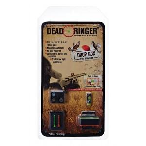 Dead Ringer DR4454 Drop Box Lexan Orange/Green Alum Black