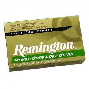 Remington .243 Winchester Core-Lokt Ultra Bonded, 100 Grain (20 Rounds) - PRC243WC
