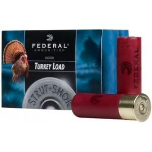 "Federal Cartridge Strut Shok Turkey .12 Gauge (3.5"") 6 Shot Lead (10-Rounds) - FT139F6"