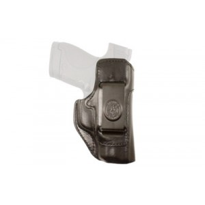 Desantis Gunhide 127 Inside Heat Right-Hand IWB Holster for Walther CCP in Black Leather - 127BA2AZ0