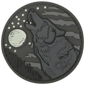 Wolf 2.4  x 2.4  (Glow)