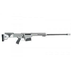 """Barrett Firearms M98B .308 Winchester/7.62 NATO 10-Round 18"""" Bolt Action Rifle in Disruptive Grey Cerakote - 14815"""