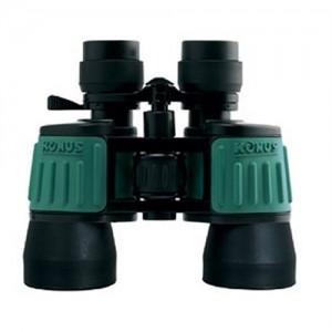 Konus 7-21x40 Binoculars w/Black/Green Finish 2120