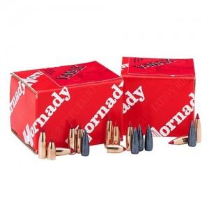 Hornady Mfg Co GMX Polymer Tip 6.5mm 120 Gr 50 Per Box 26110