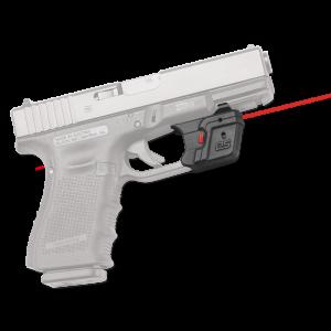 """Crimson DS121 Defender AccuGuard Red Laser Glk 5mW .50""""@50ft"""