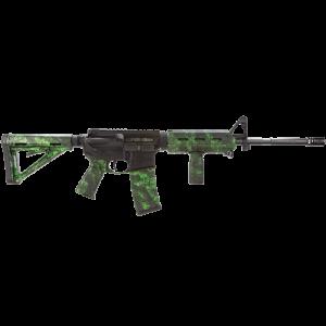 "Diamondback DB15 .223 Remington/5.56 NATO 30-Round 16"" Semi-Automatic Rifle in Black - DB15SZG"
