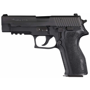 "Sig Sauer P229 Compact MA Compliant 9mm 10+1 3.9"" Pistol in Black Nitron (SIGLITE Night Sights) - 229RM9BSS"