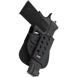Fobus USA Evolution Right-Hand Belt Holster for Hi Point .45 in Black - HPPBH