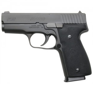 "Kahr Arms K9 9mm 7+1 3.5"" Pistol in Black/Stainless Steel - K9094"