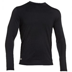 Under Armour Coldgear Infrared Men's Long Sleeve Compression Tee in Dark Navy Blue - Large