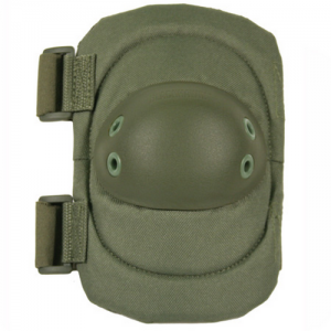Hell Storm Tactical Elbow Pad  Tactl Elbow Pad w/ Talon-Flex Cap Olive Drab Substantial protection in a lightweight, durable package Non-slip, flexible, molded polyurethane cap 600 Denier nylon shell New contoured interior ledge prevents pad from  slippin