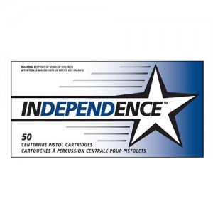 Federal Cartridge Independence .40 S&W Full Metal Jacket, 180 Grain (50 Rounds) - 5258