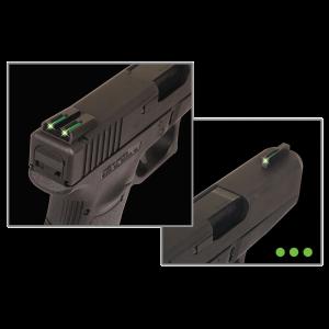 Truglo TG131MPT TFO Fiber Optic Smith & Wesson M&P Green