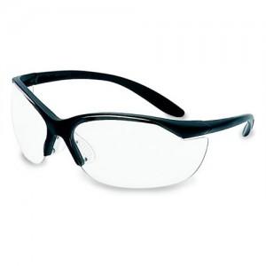 Howard Leight Vapor II Sharp-Shooter Glasses w/Clear Lens & Black Frame R01535