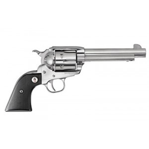 "Ruger Vaquero .45 Long Colt 6-Shot 5.5"" Revolver in Stainless (SASS) - 5134"