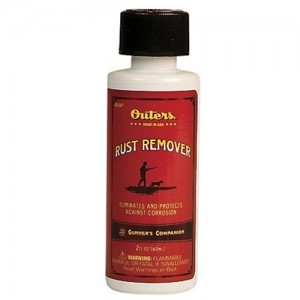 Outers Rust Remover 2 Ounce Bottle 42047