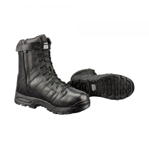 ORIGINAL SWAT - AIR 9  SIDE ZIP MT Color: Black Size: 7.5 Width: Wide