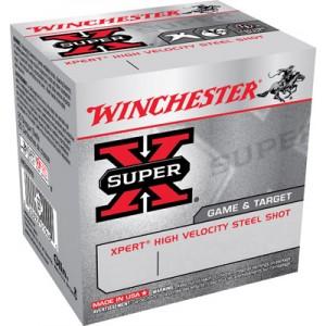 """Winchester Xpert .12 Gauge (2.75"""") 7 Shot Steel (250-Rounds) - WE12GT7"""