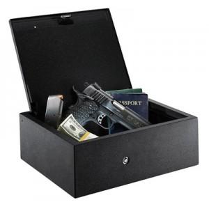 Gunvault DrawerVault with Biometric Lock Black GVB3000