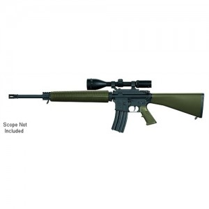 "Armalite M-15A4 .223 Remington/5.56 NATO 30-Round 20"" Semi-Automatic Rifle in Black - 15A4"