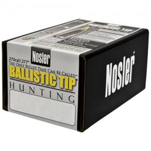 Nosler Spitzer Hunting Ballistic Tip 270 Cal 150 Grain 50/Box 27150
