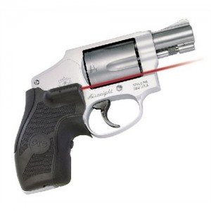 Crimson Trace Lasergrip For Smith & Wesson J Frame Compact LG405