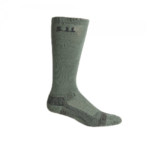 Level I 9  Sock- Regular Thickness Color: Foliage