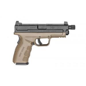 "Springfield XD Mod 2 9mm 16+1 4"" Pistol in Flat Dark Earth - XDGT9101FDEHC"