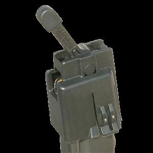 maglula LU14B MP5 SMG Loader and Unloader 9mm Curved Mags Black Polymer