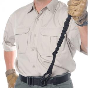 Safety Lanyard-Long  Safety Lanyard-Long Black