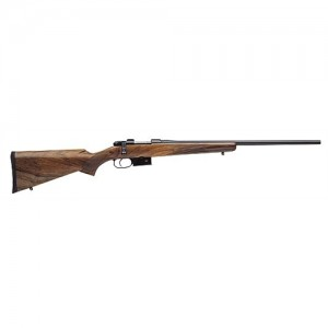 "CZ 527 American .204 Ruger 5-Round 21.9"" Bolt Action Rifle in Blued - 3024"