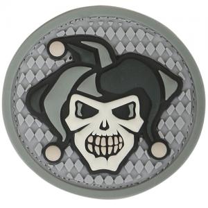 Jester Skull 1.7  x 1.7  (SWAT)